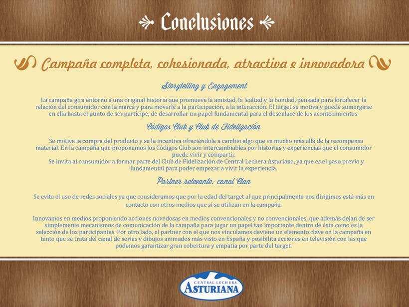 Central Lechera Asturiana, Premios Non Spot 2012 37