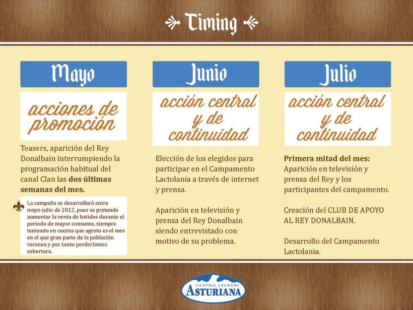 Central Lechera Asturiana, Premios Non Spot 2012 36