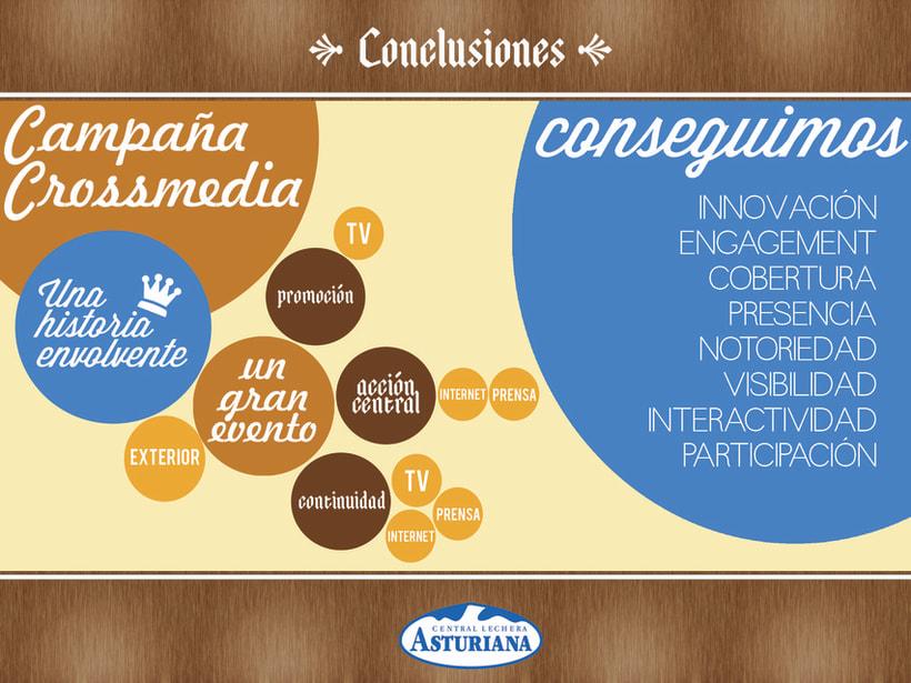 Central Lechera Asturiana, Premios Non Spot 2012 35