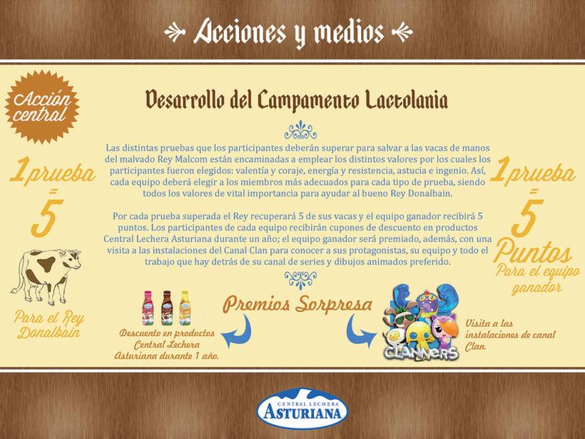 Central Lechera Asturiana, Premios Non Spot 2012 32