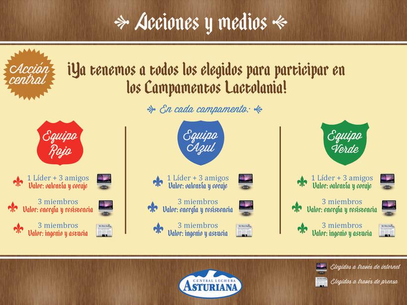 Central Lechera Asturiana, Premios Non Spot 2012 31
