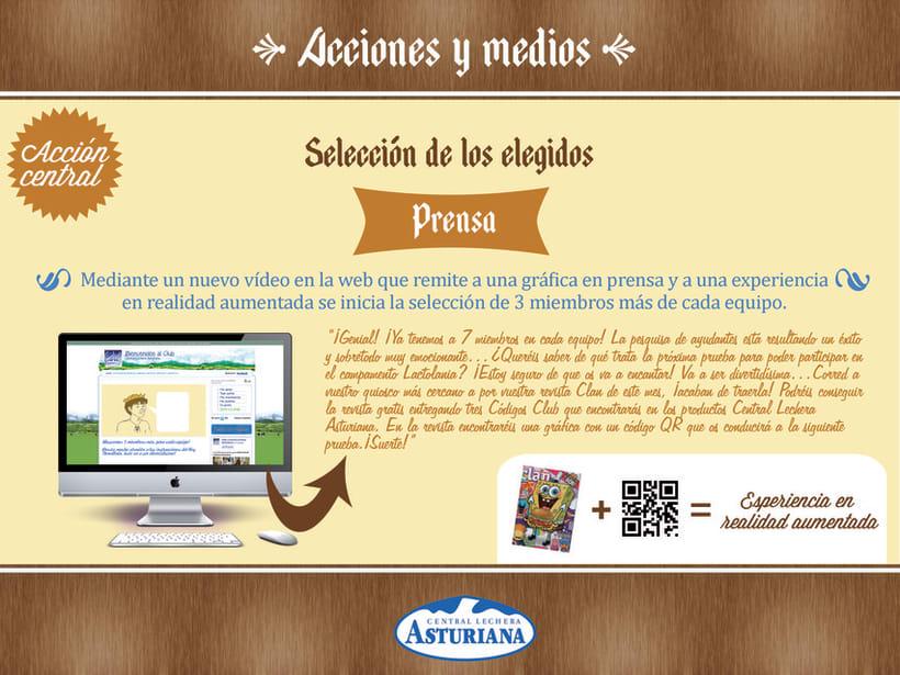 Central Lechera Asturiana, Premios Non Spot 2012 29