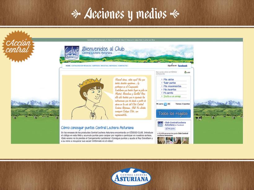 Central Lechera Asturiana, Premios Non Spot 2012 25