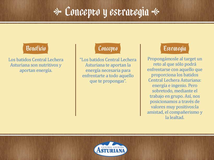 Central Lechera Asturiana, Premios Non Spot 2012 19