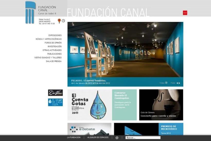 Fundacion Canal Isabel II 1
