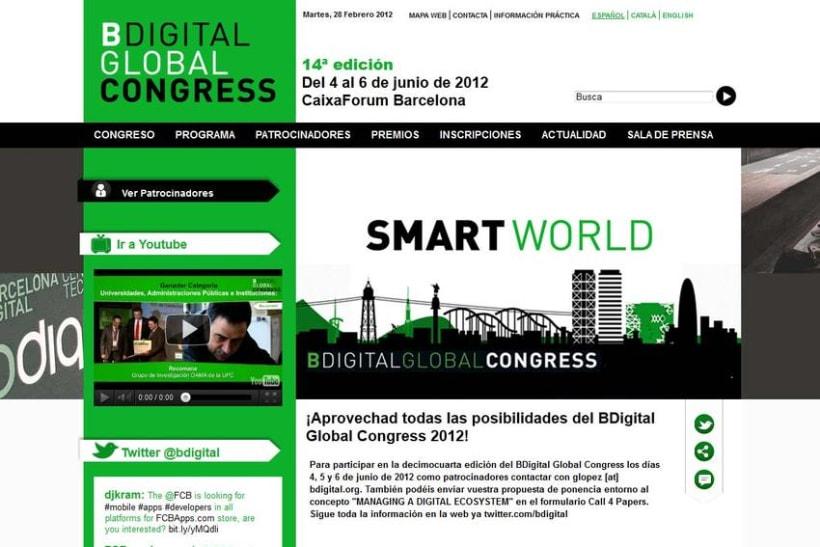 Barcelona Digital Global Congress 1