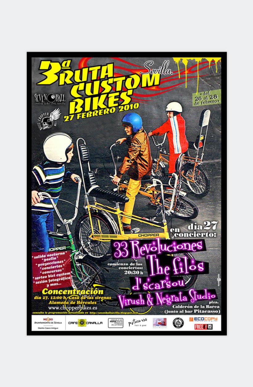 ruta custom bikes sevilla 3