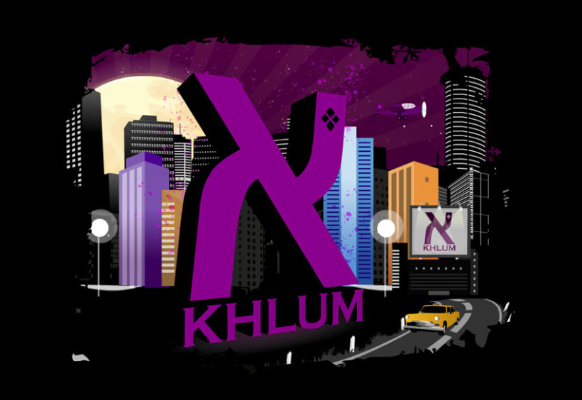 KHLUM® animación promo 0