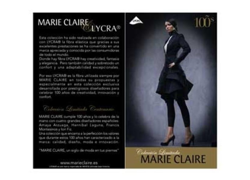 Campaña 100 años Marie Claire 4