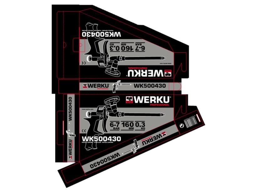 WERKU® Professional packaging 1