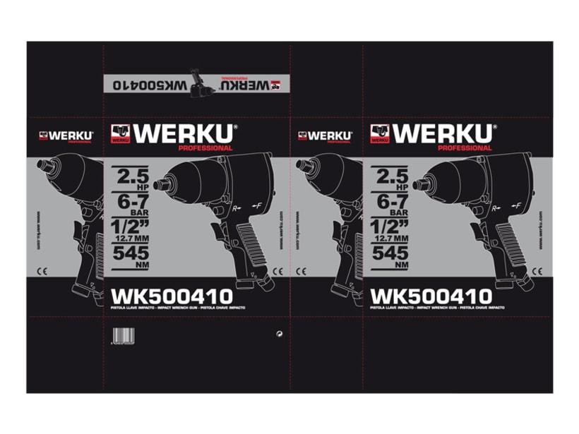 WERKU® Professional packaging 2