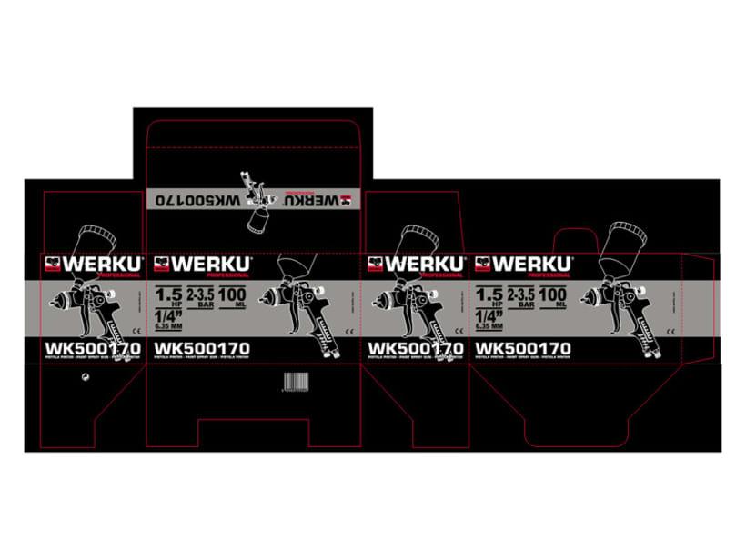 WERKU® Professional packaging 4