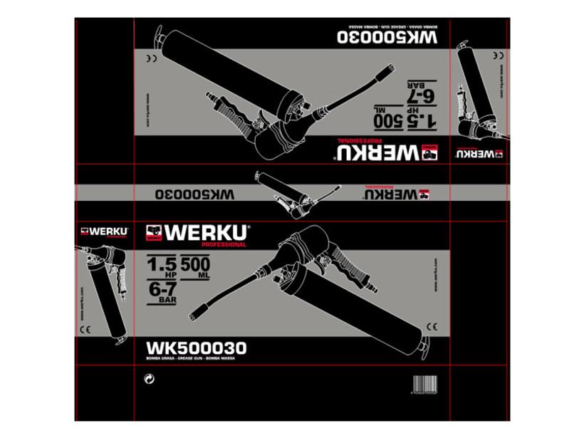 WERKU® Professional packaging 6