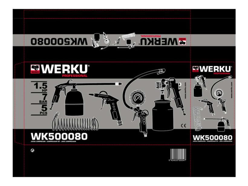 WERKU® Professional packaging 7