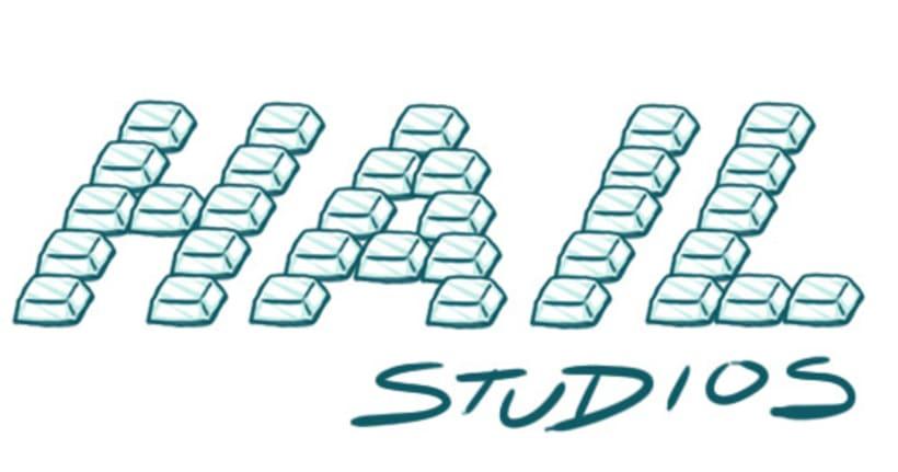 Bocetos Logo Hail Studios 5