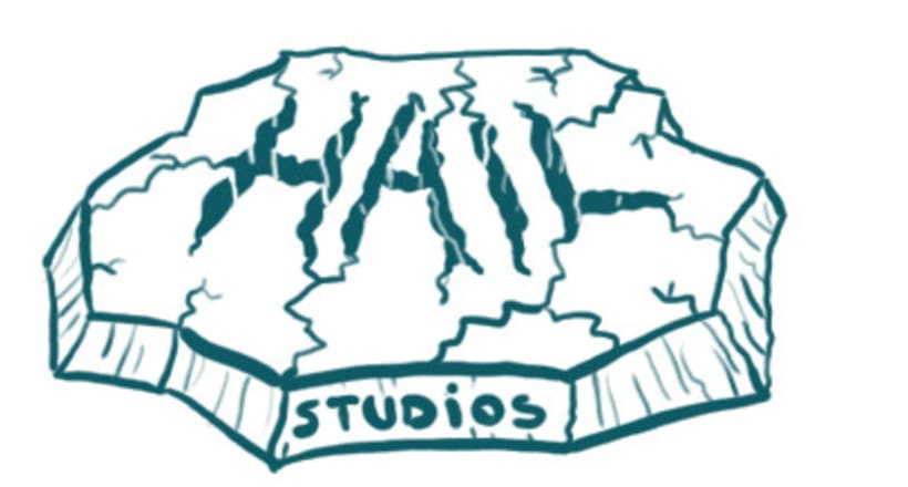 Bocetos Logo Hail Studios 4