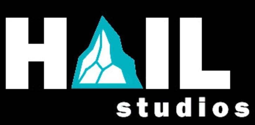 Bocetos Logo Hail Studios 3