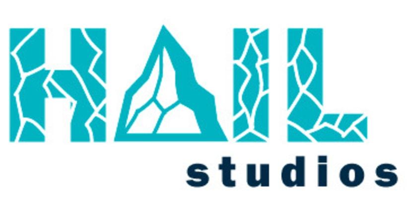 Bocetos Logo Hail Studios 2