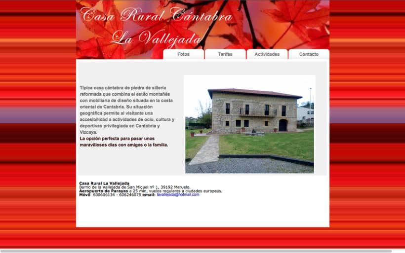 Casa Rural Cántabra 1