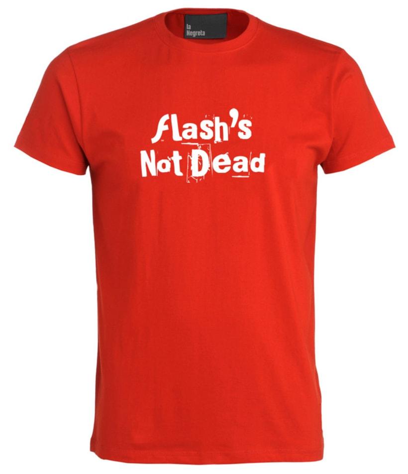 Flash's Not Dead 1