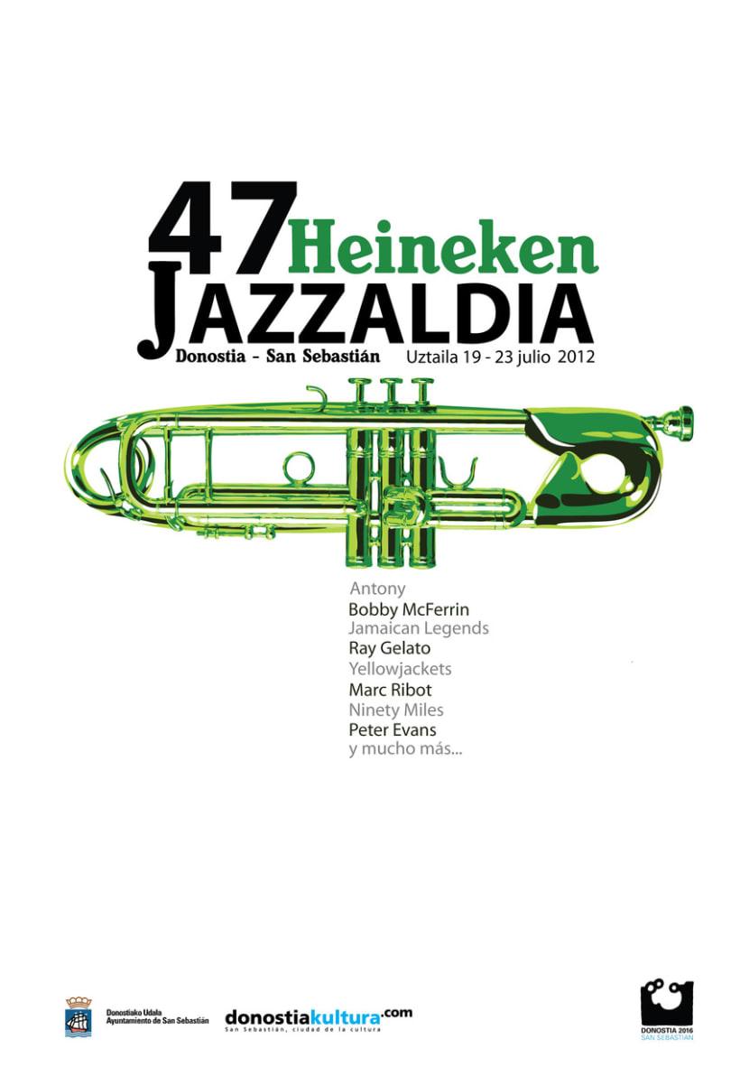 Heineken Jazzaldia 2
