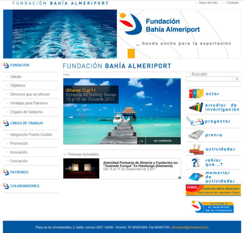 Fundación Bahía Almeriport 1