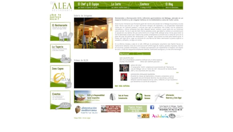 Restaurante Alea 1