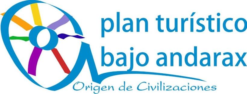 Logotipo del Plan Turístico del Bajo Andarax 1