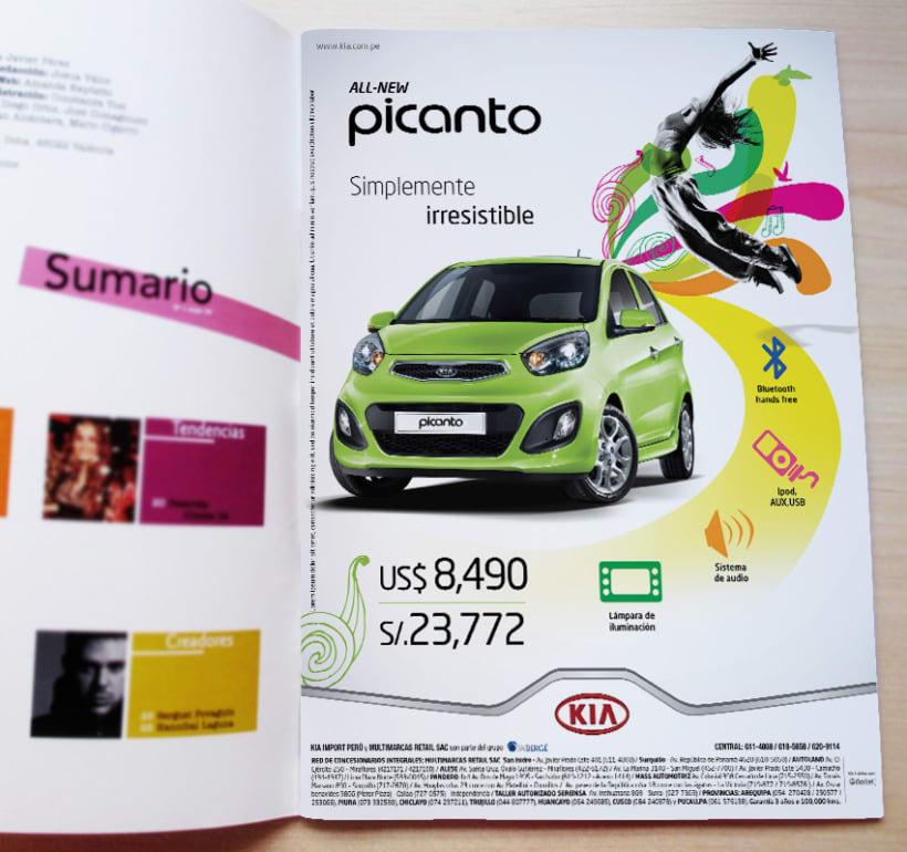 Campaña Picanto - Te cautivará  3