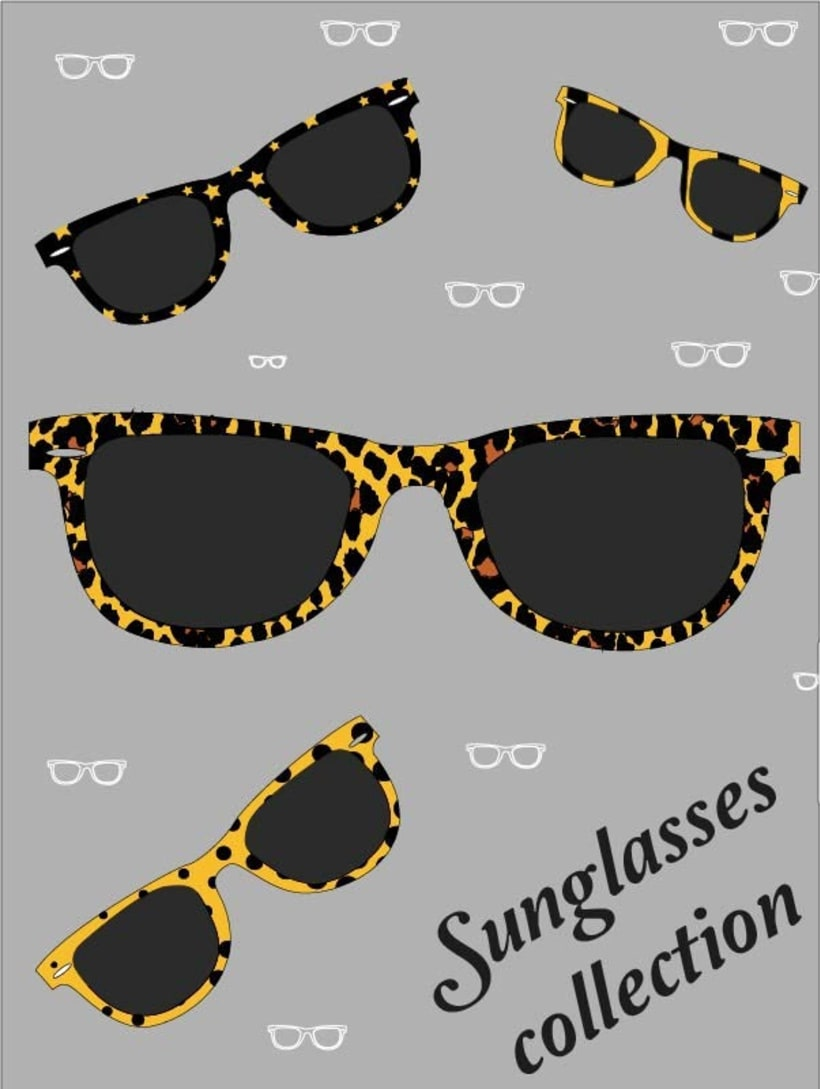 Sunglasses Collection 1