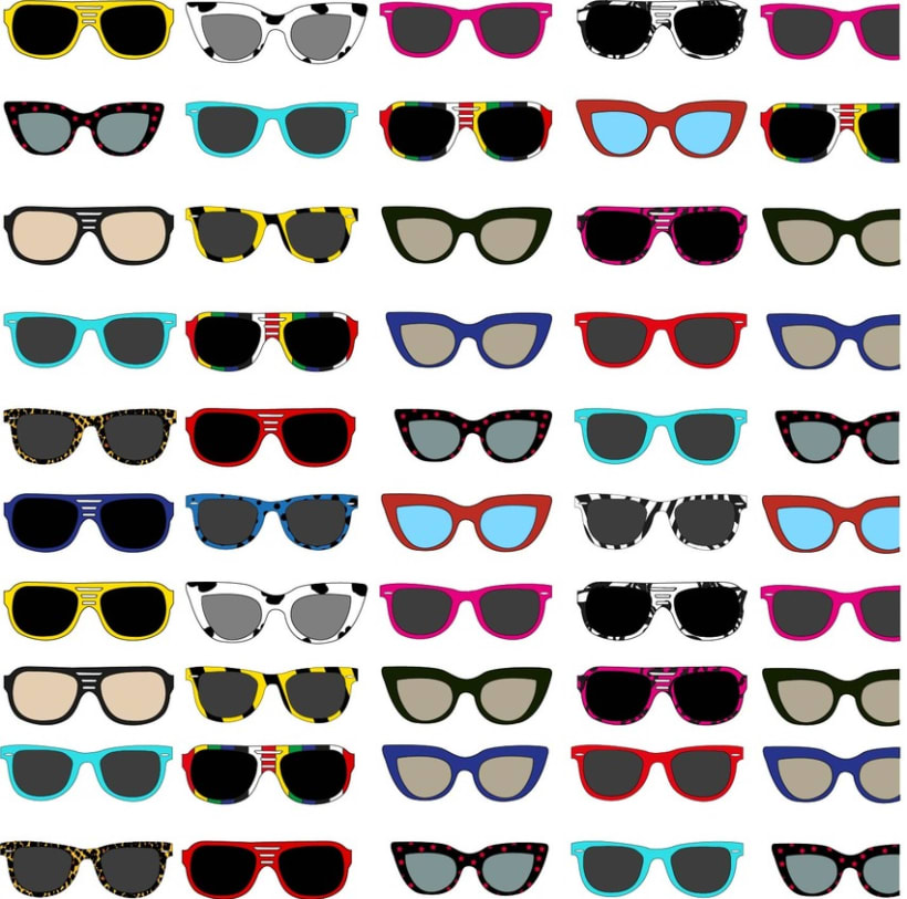 Sunglasses Collection 2