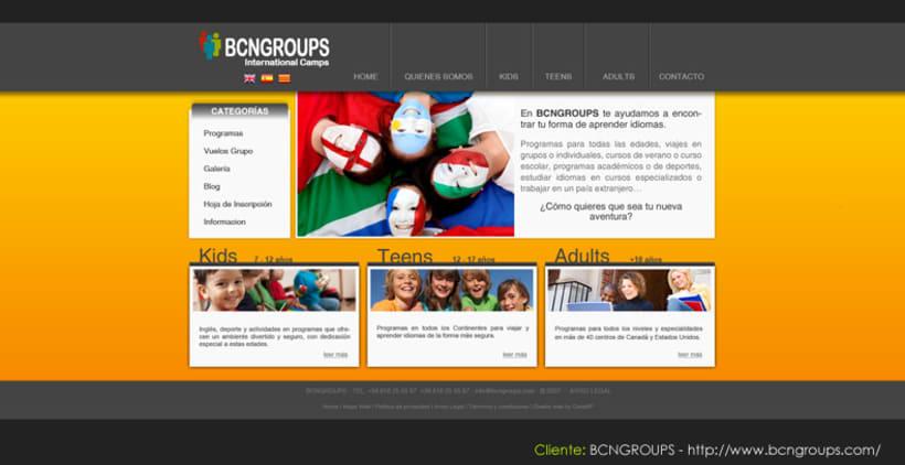 Diseños Web 11