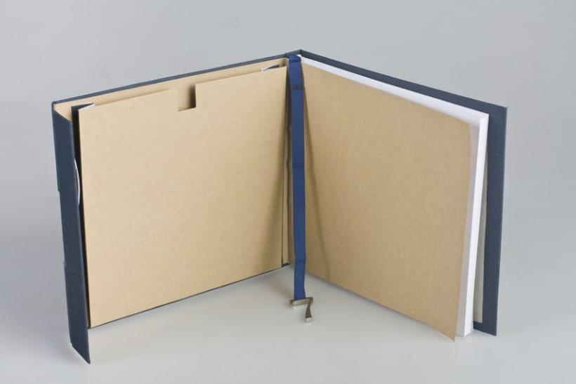 Libro Sketchbook Seven 4