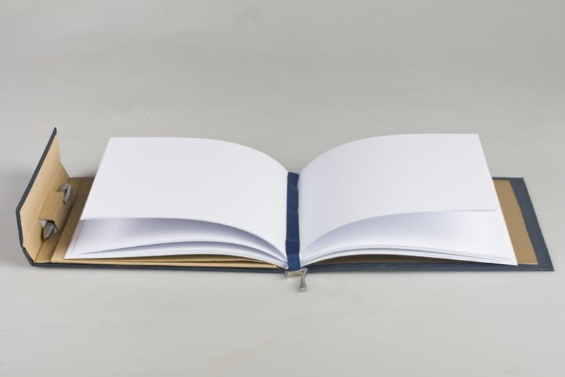 Libro Sketchbook Seven 6