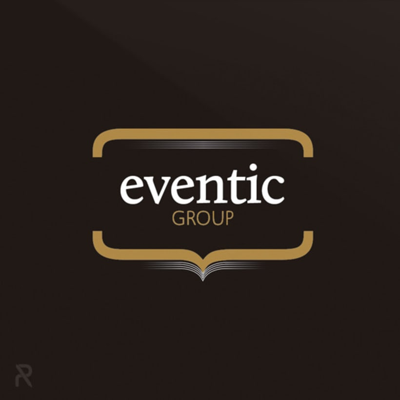 Logotipo Eventic Group 1