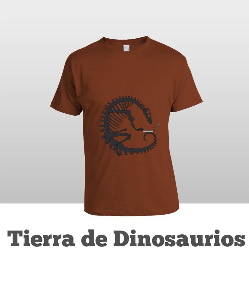 Ilustración para camiseta 4