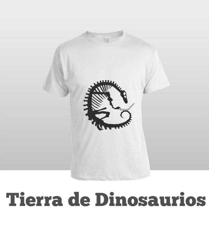 Ilustración para camiseta 3