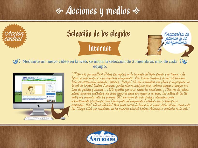 Central Lechera Asturiana, Premios Non Spot 2012 27