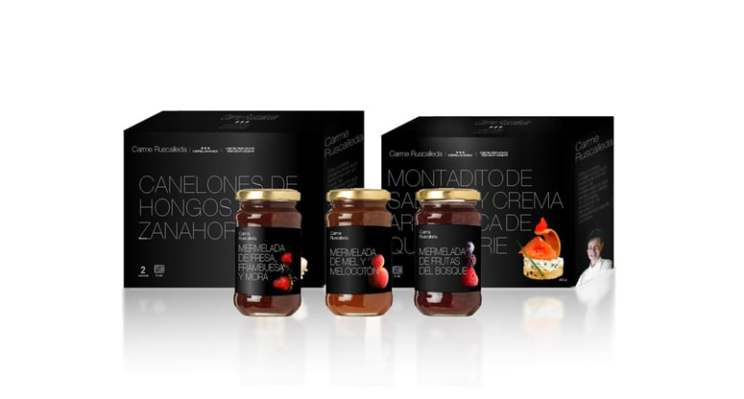 Packaging gourmet 6