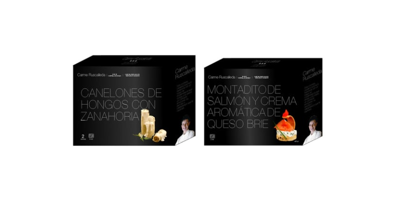Packaging gourmet 3