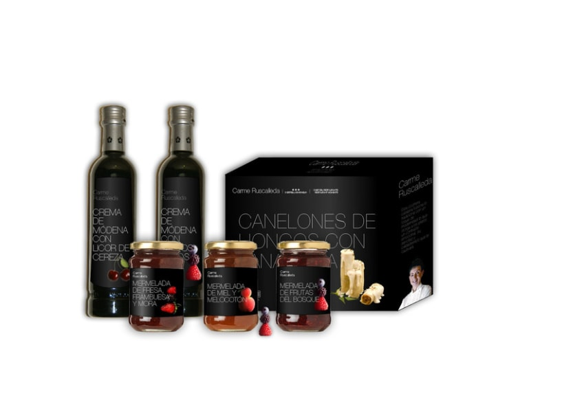 Packaging gourmet 1