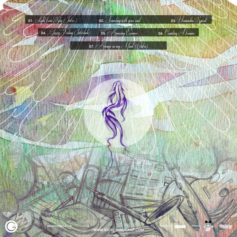 """G-Soul  """"730"""" (CD) 2"""
