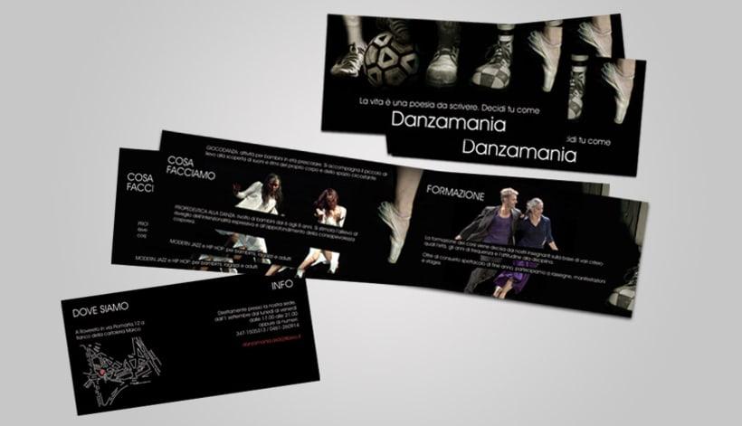 Brochure scuola di danza 5