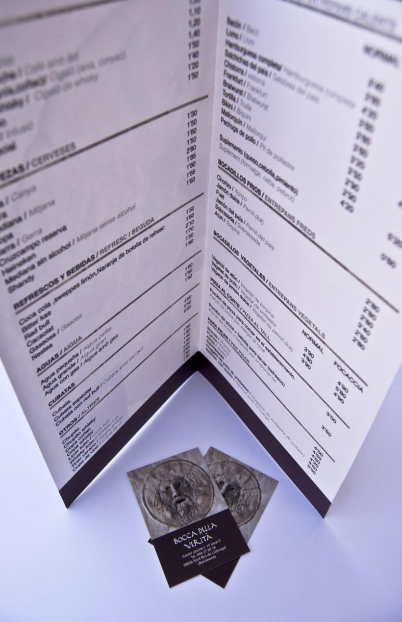 Restaurante-Bar La Bocca della Verità 4