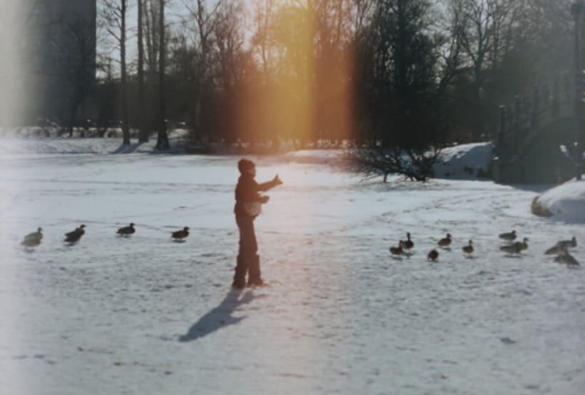 ¿Cómo un corazón de fuego sobrevive al frío de la nieve? 9