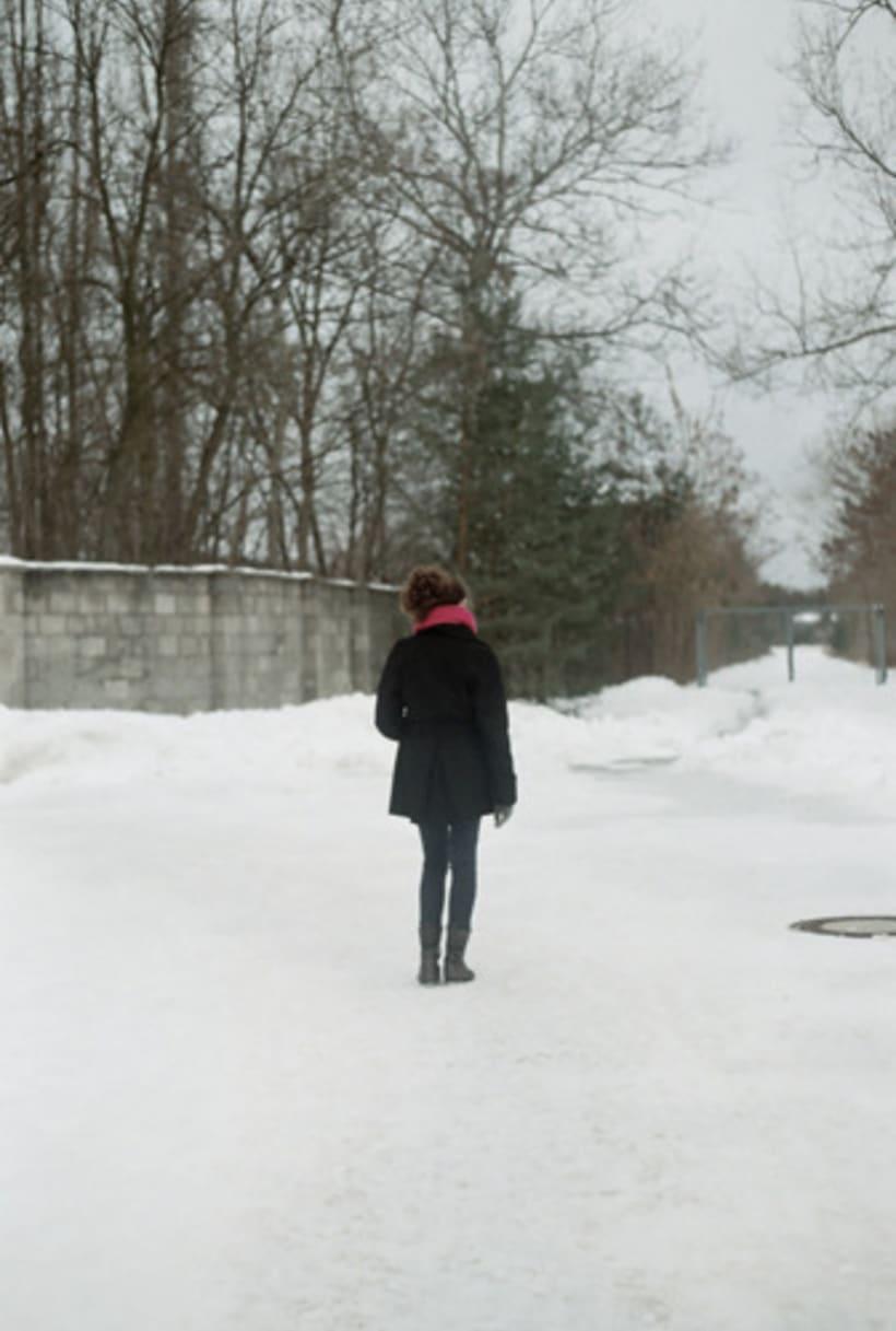 ¿Cómo un corazón de fuego sobrevive al frío de la nieve? 5