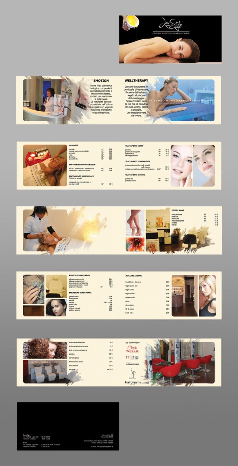 Brochure salone bellezza 3
