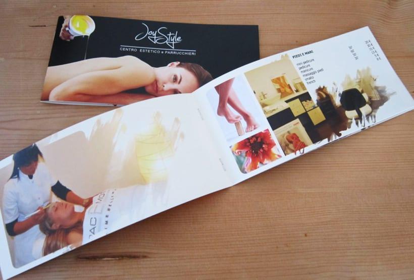 Brochure salone bellezza 5