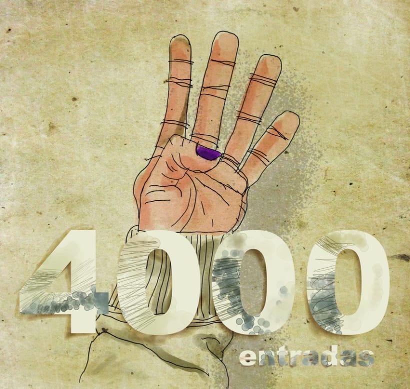 4000 entradas 1