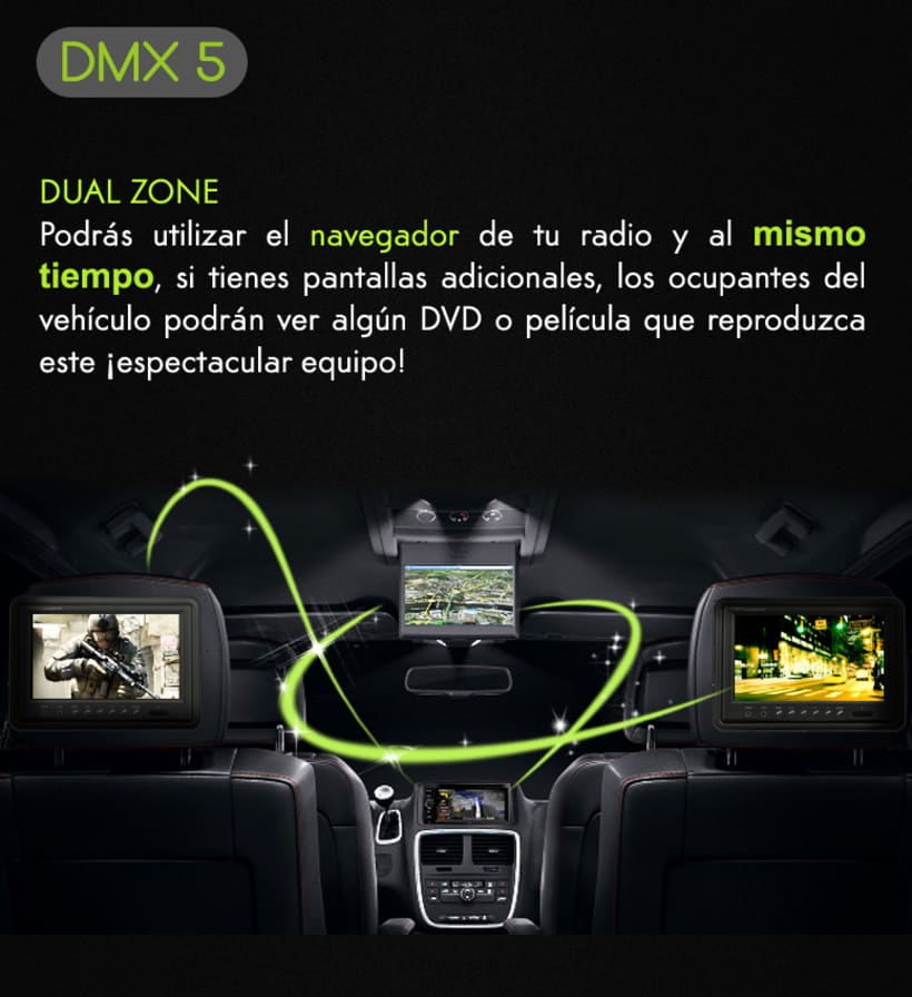Gráfica a DEMNEX 4